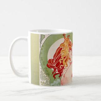 "French art nouveau poster ""absinthe Robette"" Coffee Mug"