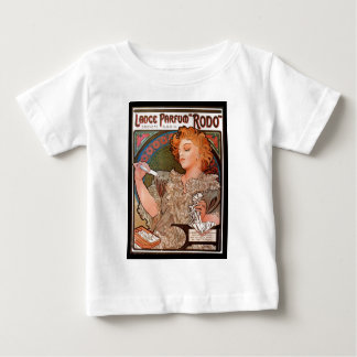 French Art Nouveau Vintage Poster T-shirt