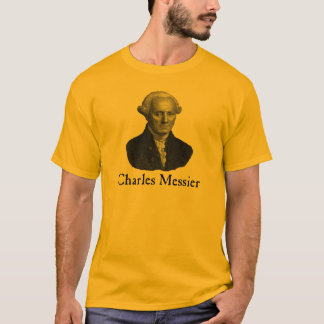 French Astronomer Charles Messier T-Shirt
