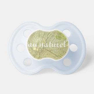 French Baby Pacifier