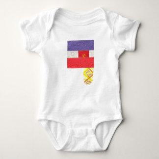 French Baguette Babygro Baby Bodysuit