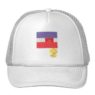 French Baguette Baseball Cap Trucker Hat