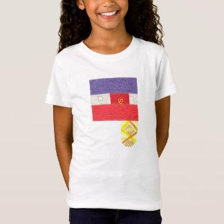 French Baguette Girl's T-Shirt