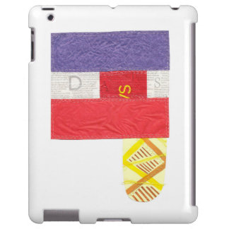 French Baguette I-Pad 2/3/4 Back iPad Case