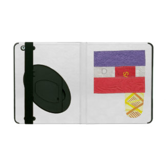 French Baguette I-Pad Case with Kickstand Case For iPad