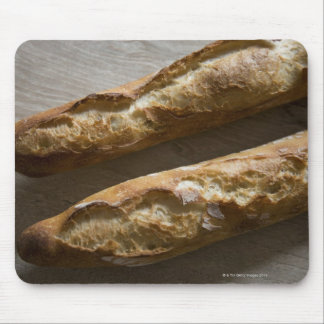 French baguettes, French bread, close up Mouse Pad