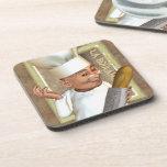 French Bakery Coaster Set (6)