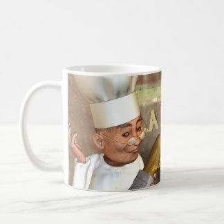 French Bakery Personalized Mugs