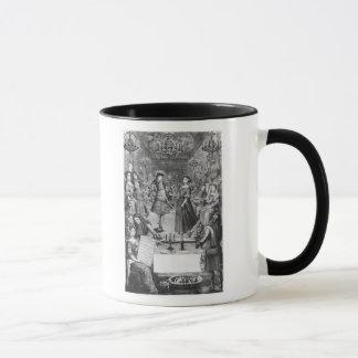 French Ball, Royal Almanac Mug