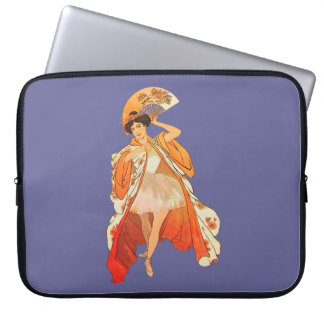 French Ballet Costume Japanese Asian Vintage Computer Sleeve