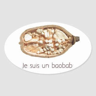 French Baobab Stickers
