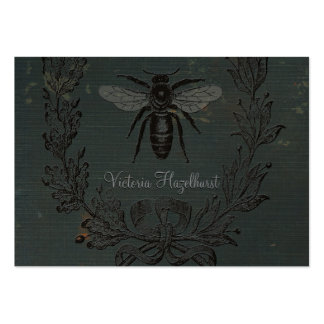 French Bee Large Business Cards (Pack Of 100)
