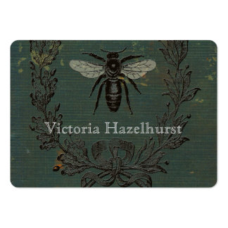 French Bee No. 6 Pack Of Chubby Business Cards