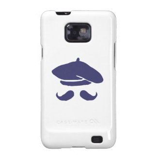 FRENCH BERET GALAXY S2 CASES