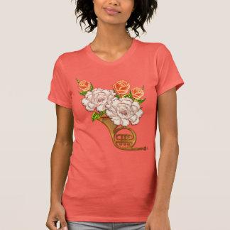 French Bouquet (Ladies T-Shirt) Tshirt