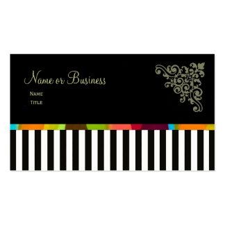 French Boutique ~ Business Cards Retro Modern