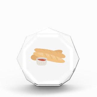 French Bread Acrylic Award
