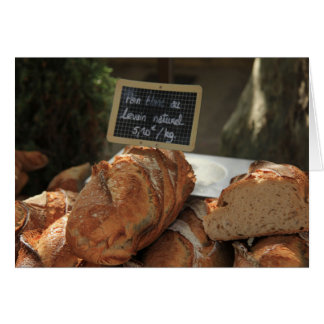 French bread by ProvenceProvence Card
