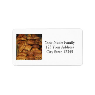 French bread by ProvenceProvence Address Label