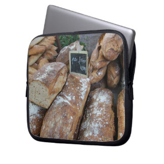 French bread by ProvenceProvence Laptop Computer Sleeve