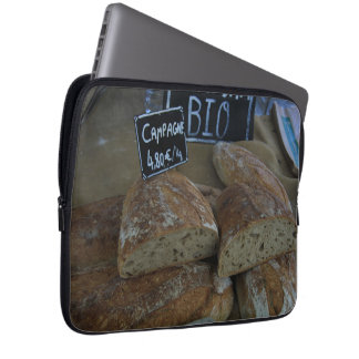 French bread by ProvenceProvence Laptop Sleeve