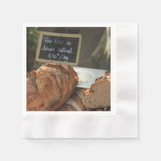 French bread by ProvenceProvence Paper Napkin
