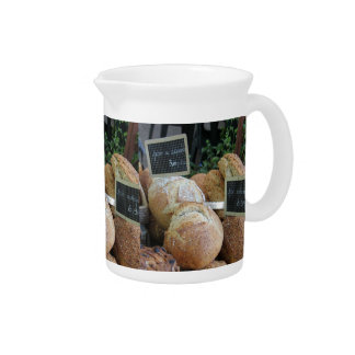French bread by ProvenceProvence Drink Pitcher