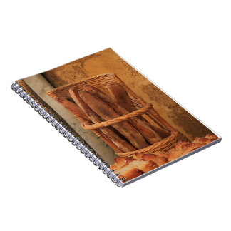 French bread by ProvenceProvence Spiral Notebook