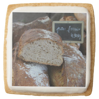 French bread by ProvenceProvence Square Shortbread Cookie