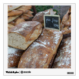 French bread by ProvenceProvence Wall Decal