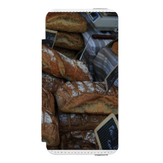 French bread by ProvenceProvence Wallet Case For iPhone SE/5/5s