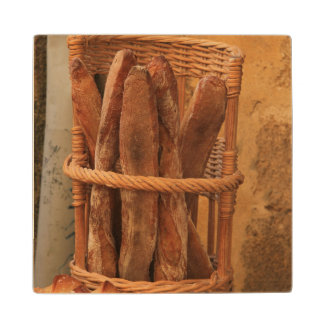 French bread by ProvenceProvence Wood Coaster