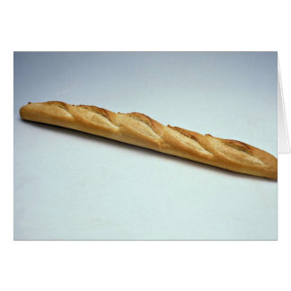 French bread greeting card