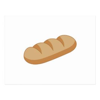 French Bread Postcard