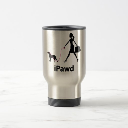 French Brittany 15 Oz Stainless Steel Travel Mug