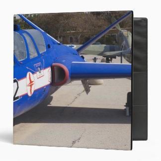French Built Fouga Magister trainer Binder