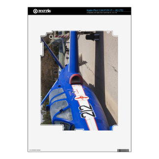 French Built Fouga Magister trainer Skin For iPad 3