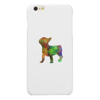 French Bulldog 01-3 Glossy iPhone 6 Plus Case