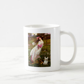French Bulldog 1 - Windflowers Coffee Mug