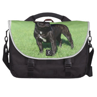 French Bulldog 2 Bag For Laptop