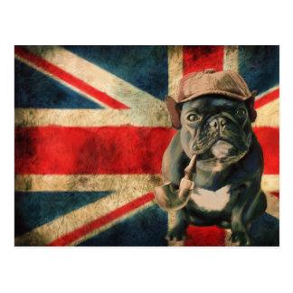 French Bulldog 2 Postcard
