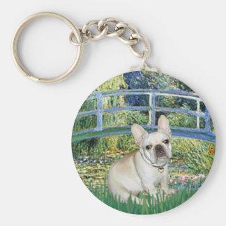 French Bulldog 3 - Bridge Key Chain