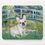 French Bulldog 3 - Bridge Mouse Pad