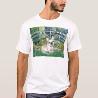 French Bulldog 3 - Bridge T-Shirt