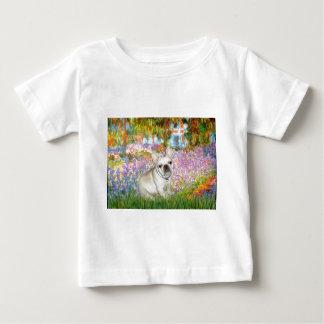 French Bulldog 3 - Garden Baby T-Shirt