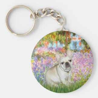 French Bulldog 3 - Garden Keychain