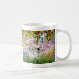 French Bulldog 3 - Garden Mugs