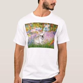 French Bulldog 3 - Garden T-Shirt