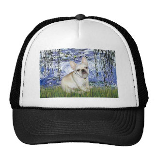 French Bulldog 3 - Lilies 6 Trucker Hat