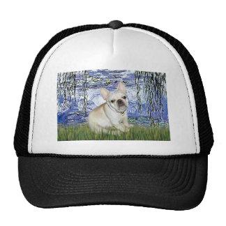 French Bulldog 3 - Lilies 6 Trucker Hat